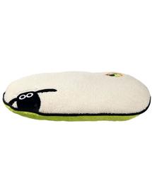 TRIXIE Pernă ovală Sheep Shaun, 95 × 60 cm