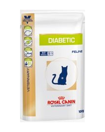 ROYAL CANIN Vet Cat diabetic 12 x 100 g