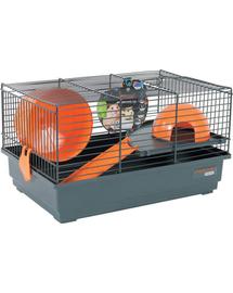 ZOLUX Cușcă Indoor 40 cm gri-portocaliu
