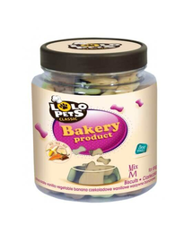 LOLO PETS Biscuiți pentru câini, diverse arome Mini Mix 300 g