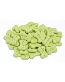LOLO PETS Cookies pentru câini oase M mentă 3 kg