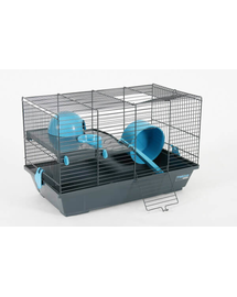 ZOLUX Cușcă Indoor 50 cm gri-albastru