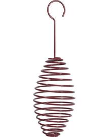 ZOLUX Spirală cu agățătoare pentru iarbă roșu