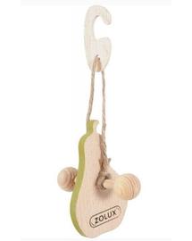 ZOLUX Jucărie din lemn Rodyplay pară model 2