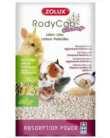 ZOLUX Așternut litieră iepuri și rozătoare Rodycob Clump 5 L