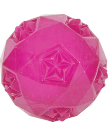 ZOLUX Jucărie tpr Pop minge 7.5 cm roz