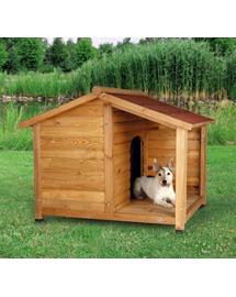 TRIXIE Cușcă pentru câini natur S 100×82×90 cm