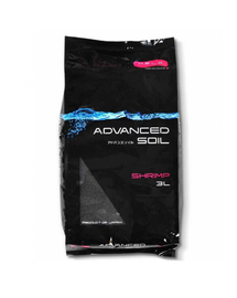 AQUAEL Substrat Advanced soil shrimp 3 L