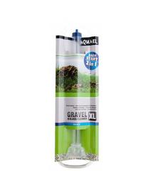 AQUAEL Dispozitiv curățare pietriș și sticlă XL 665 mm