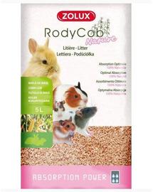 ZOLUX Așternut litieră iepuri și rozătoare Rodycob Nature 5 L