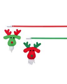 TRIXIE Undiță de Crăciun cu reni 43 cm