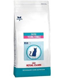 ROYAL CANIN Cat Skin Young Female 1.5 kg