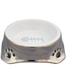 TRIXIE Bol ceramic pentru pisici 0.15 L