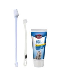 TRIXIE Set de curățare a dinților