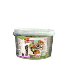 VITAPOL Hrană pentru păsări libere 3 L 2.4 kg semințe mici