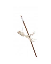 COMFY Jucărie Gaia undiță șoarece cu clopoțel 40 cm