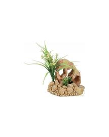 ZOLUX Plantă decorativă pe pietre 14 cm model 3