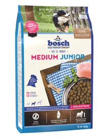 BOSCH Medium Junior 3 kg
