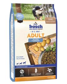 BOSCH Adult pește și cartofi (Fisch & Potatoes) 3 kg