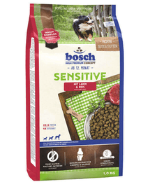 BOSCH Sensitive miel și orez 1 kg