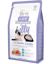 BRIT Care Cat Lilly Ive Sensitive Digestion 7 kg