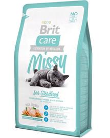 BRIT Care Cat Missy For Sterilised 7 kg