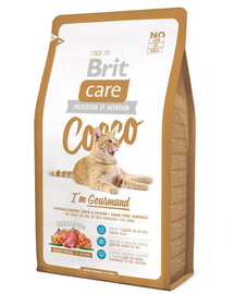 BRIT Care Cat Cocco Iam Gourmand 7 kg