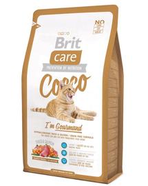 BRIT Care Cat Cocco I'am Gourmand 2 kg