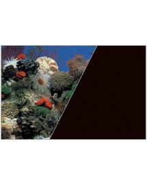 ZOLUX Fundal cu două fețe pentru acvariu 60 cm x 15 M recif de corali