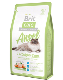 BRIT Care Cat Angel I'm Delighed Senior 2 kg