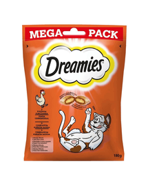 DREAMIES Mega pui 4 x 180 g