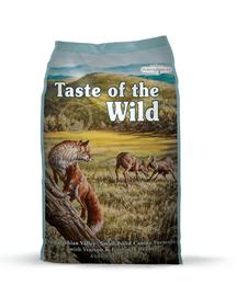 TASTE OF THE WILD Appalachian Valley - pentru câini de talie mică 13 kg