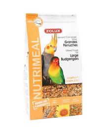 ZOLUX Amestec Nutri'Meal pentru papagali medii 2,5 kg
