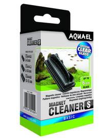 AQUAEL Dispozitiv magnetic pentru curățare acvariu S