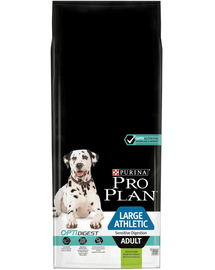 Purina Pro Plan Large Athletic Adult sensitive Digestion OptiDigest miel 14 kg