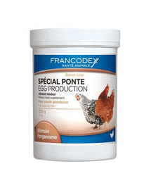 FRANCODEX Egg Production pentru susținerea producției de ouă 250 gr