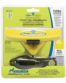 FURMINATOR FURflex Set pieptănare subpăr câini mărime XL
