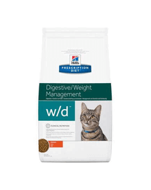 HILL'S Prescription Diet w/d Feline 5 kg