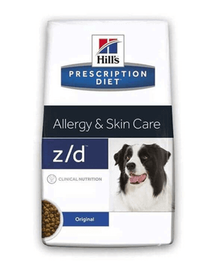 HILLS Prescription Diet Canine z/d Food Sensitivities 10 kg