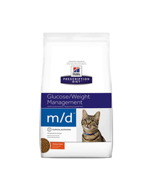 HILL'S Prescription Diet m/d Feline 5 kg