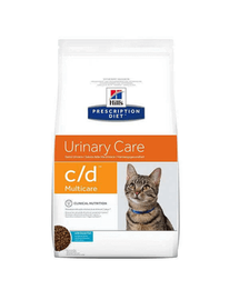 HILL'S Prescription Diet c/d Feline Ocean Fish 5 kg