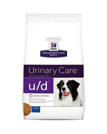 HILLS Prescription Diet u/d Canine 12 kg