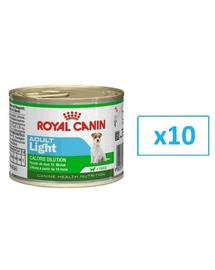 ROYAL CANIN Mini Light 12x195 g