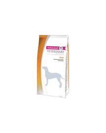 EUKANUBA Veterinary Diets Renal Failure Adult All Breeds 1 kg