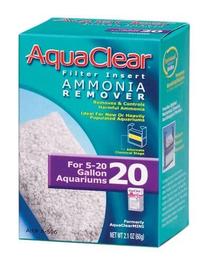 HAGEN Cartuș Ammonia Remover pentru AquaClear 20 60 g