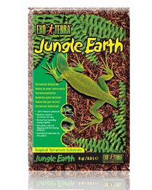 EXO TERRA Substrat pentru terariu Jungle Earth 8.8L