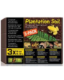 EXO TERRA Substrat Plantation Soil 8.8L