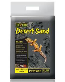 EXO TERRA Substrat Desert Sand negru 4.5kg