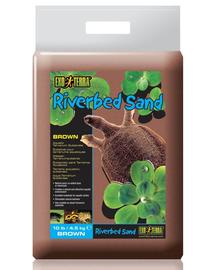 EXO TERRA Substrat pentru apa țestoaselor Riverbed Sand 4.5kg