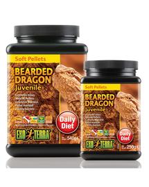 EXO TERRA Mâncare pentru dragon cu barbă pui 250 g